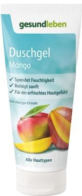 GEHE Pharma Handel GmbH GESUND LEBEN Duschgel Mango 11729997