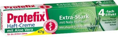 Queisser Pharma GmbH & Co. KG PROTEFIX Haftcreme Aloe Vera 01028609