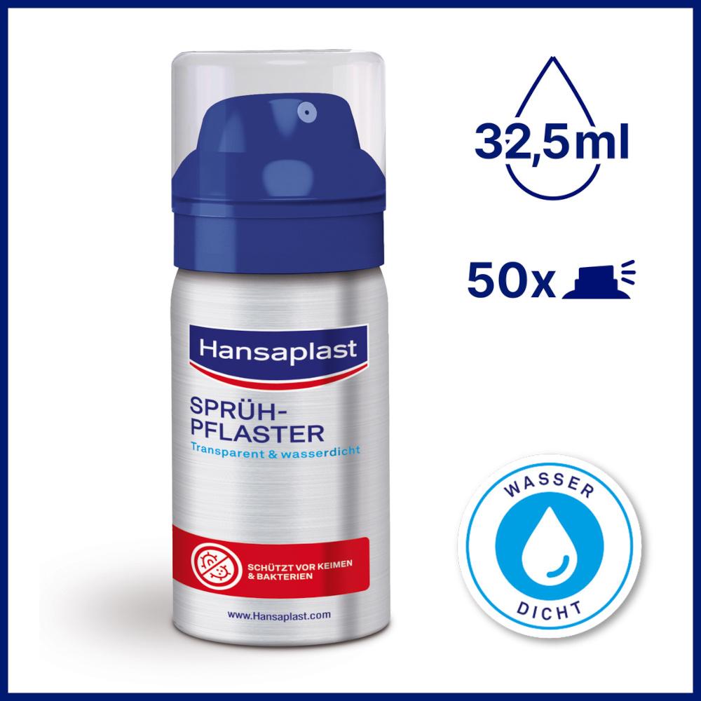 Beiersdorf AG Hansaplast SPRÜH-PFLASTER 16762396