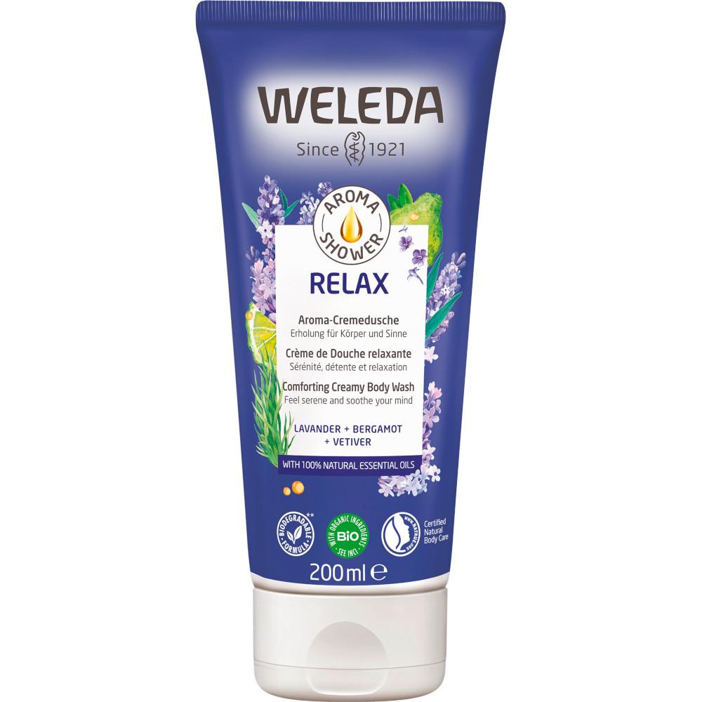 Weleda AG WELEDA Aroma-Cremedusche RELAX 16789254