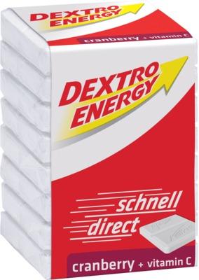 DEXTRO ENERGY cranberry+ vitamin C