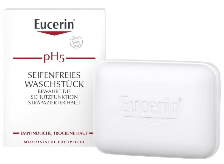 Beiersdorf AG Eucerin Eucerin pH5 SEIFENFREIES WASCHSTÜCK 13889251