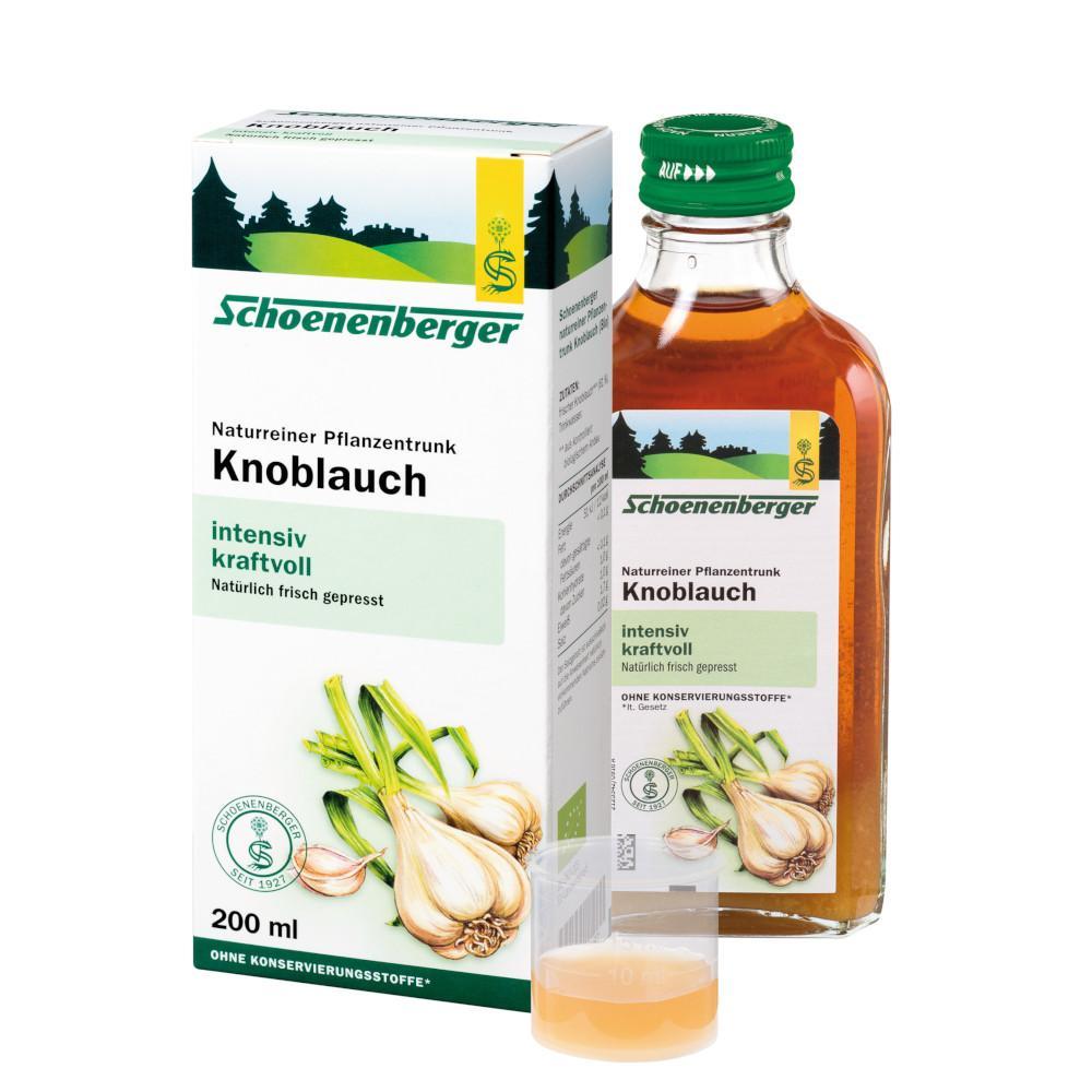 SALUS Pharma GmbH KNOBLAUCH NATURREINER Pflanzentr.Schoenenberger 01159487