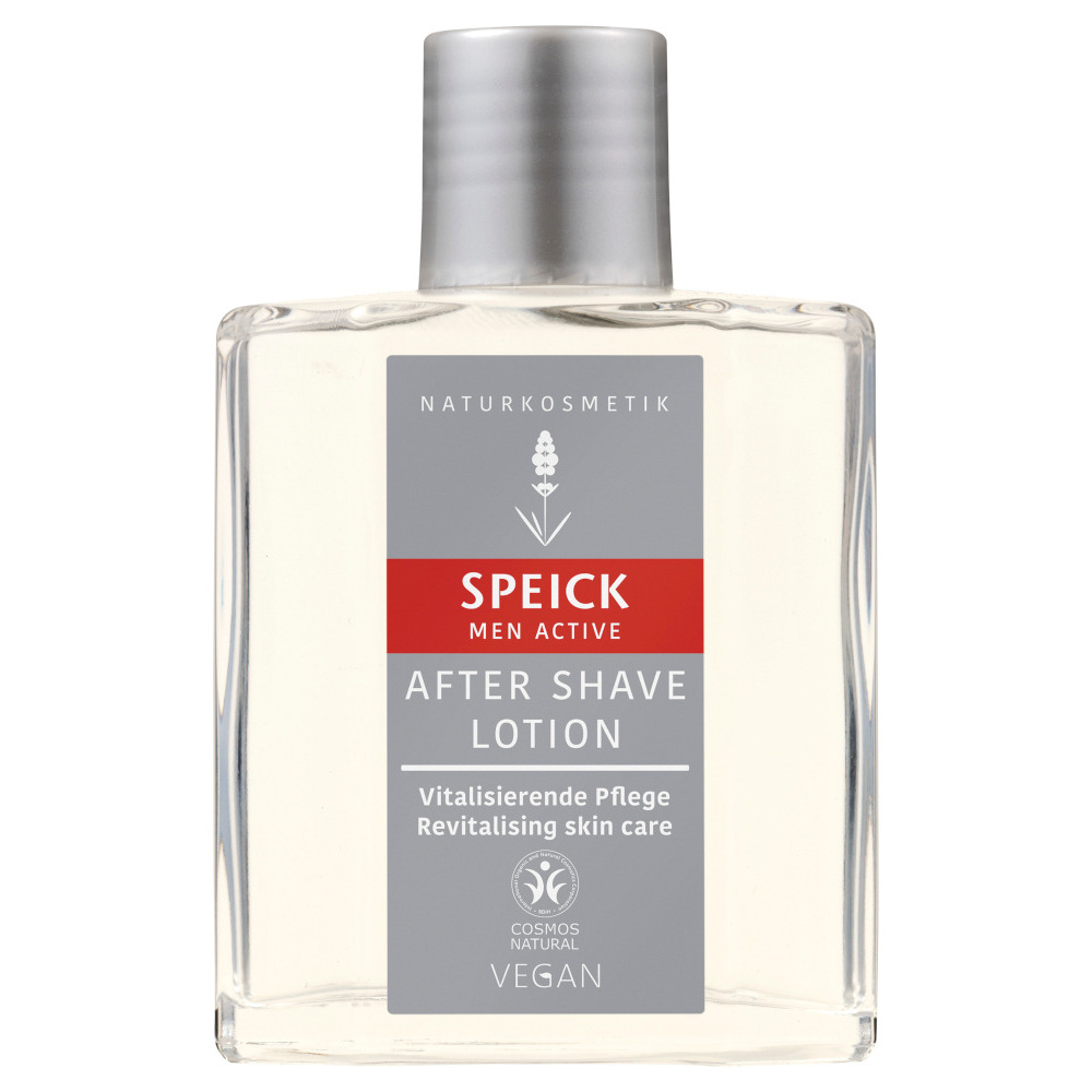 Speick Naturkosmetik GmbH & Co. KG SPEICK Men Active After Shave Lotion 03070461