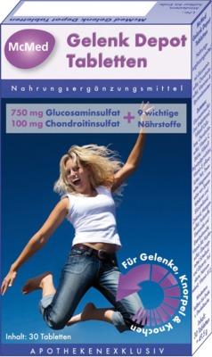 Pharma Netzwerk PNW GmbH MCMED Gelenk Depot Tabletten 07606987