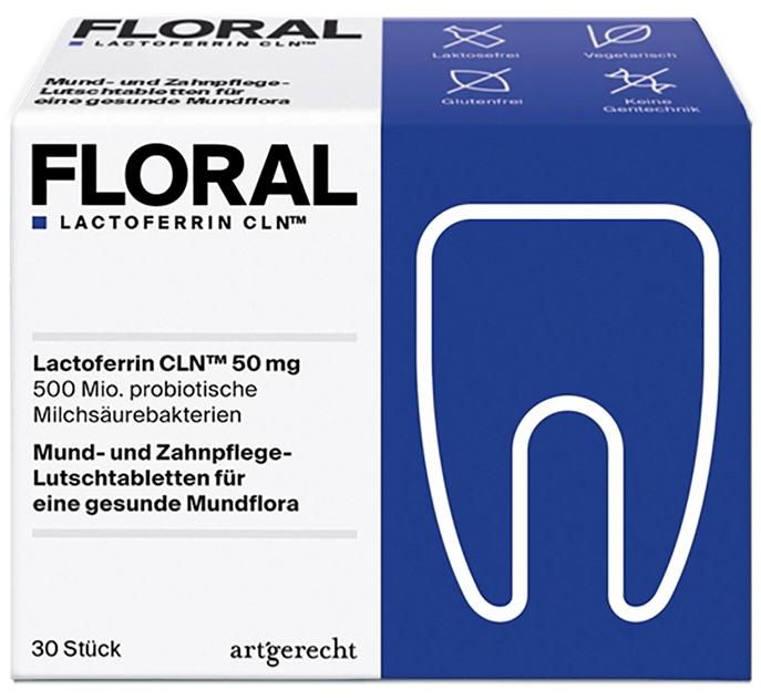FLORAL LACTOFERRIN CLN