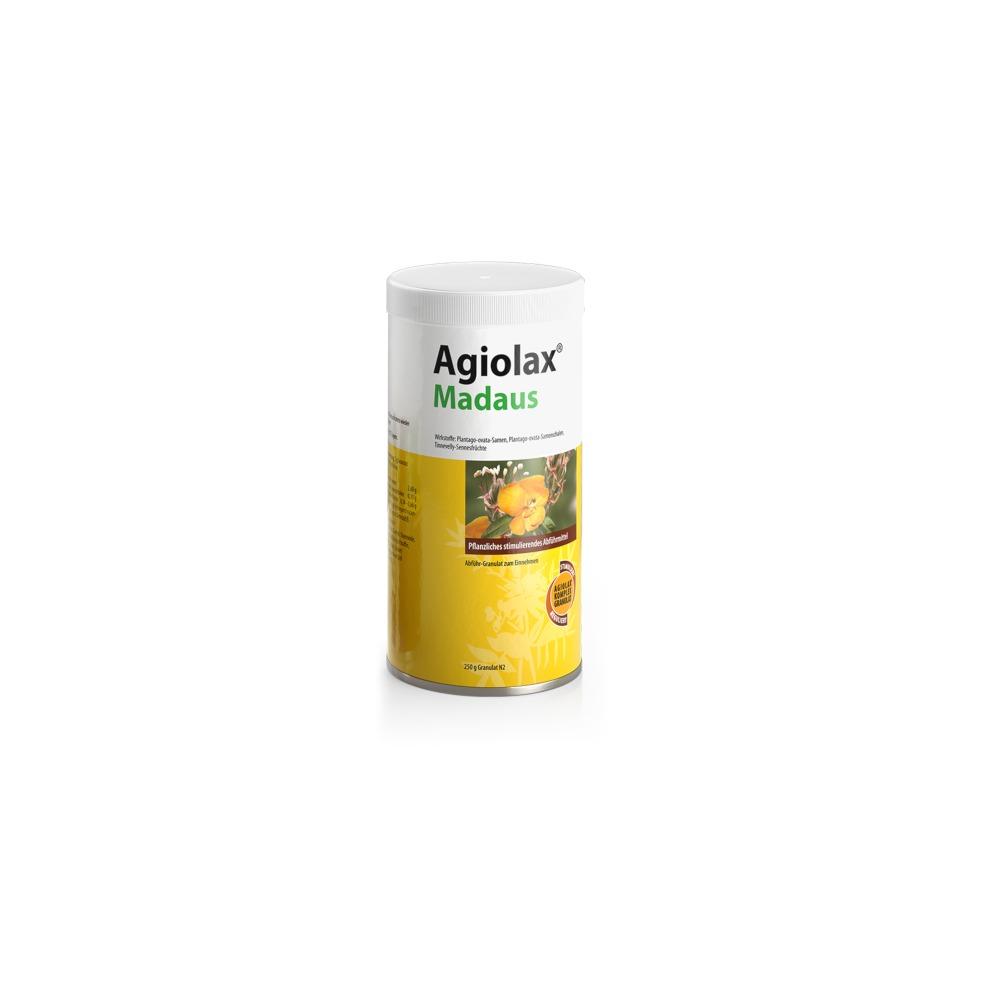 MEDA Pharma GmbH & Co. KG Agiolax Madaus 11548095