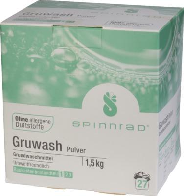 Spinnrad GmbH Gruwash Pulver 02466837