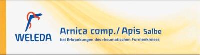 Weleda AG ARNICA COMP./Apis Creme 09069542