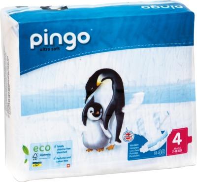 BIO WINDELN maxi 7-18 kg Pinguin PINGO SWISS