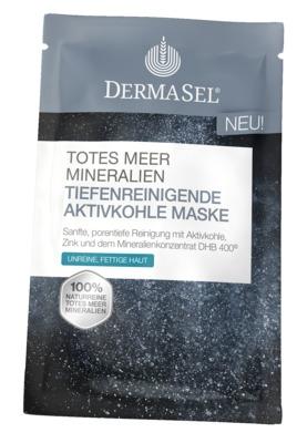 Fette Pharma GmbH DERMASEL Maske Aktivkohle tiefenreinigend 11686940