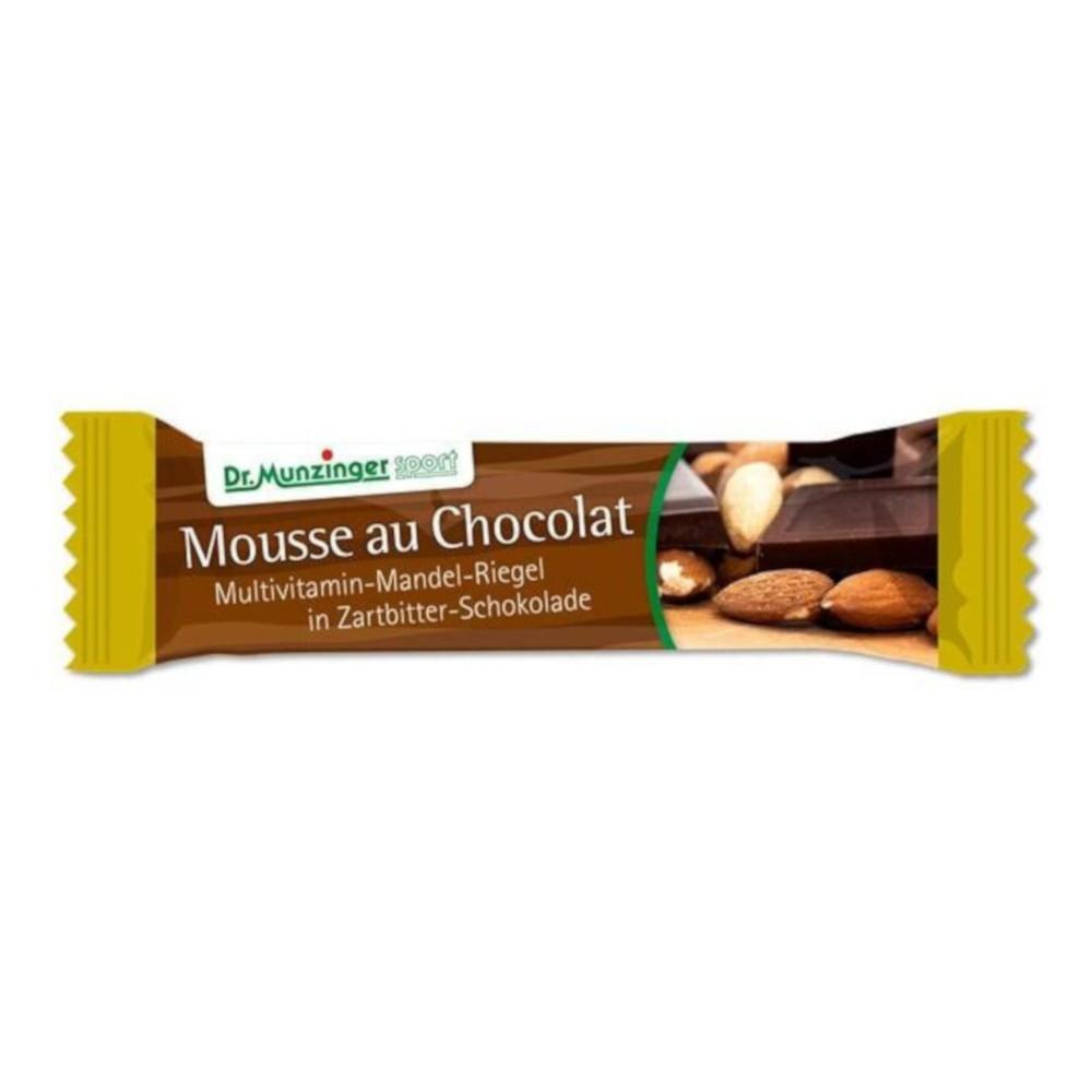 Dr. Munzinger Sport GmbH & Co. KG DR.MUNZINGER Riegel Mousse au Chocolat 09338166