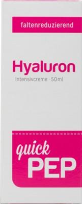 QUICKPEP Hyaluron Intensivcreme