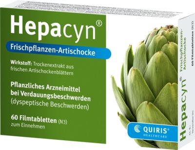 Quiris Healthcare GmbH & Co. KG Hepacyn Frischpflanzen-Artischocke 09155661