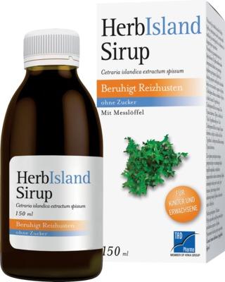 TAD Pharma GmbH HERBISLAND Sirup 11593262
