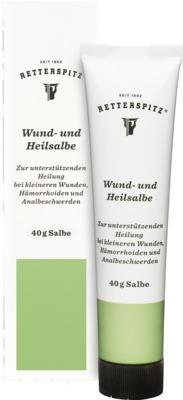Retterspitz GmbH & Co. KG RETTERSPITZ Wund- und Heilsalbe 09442165