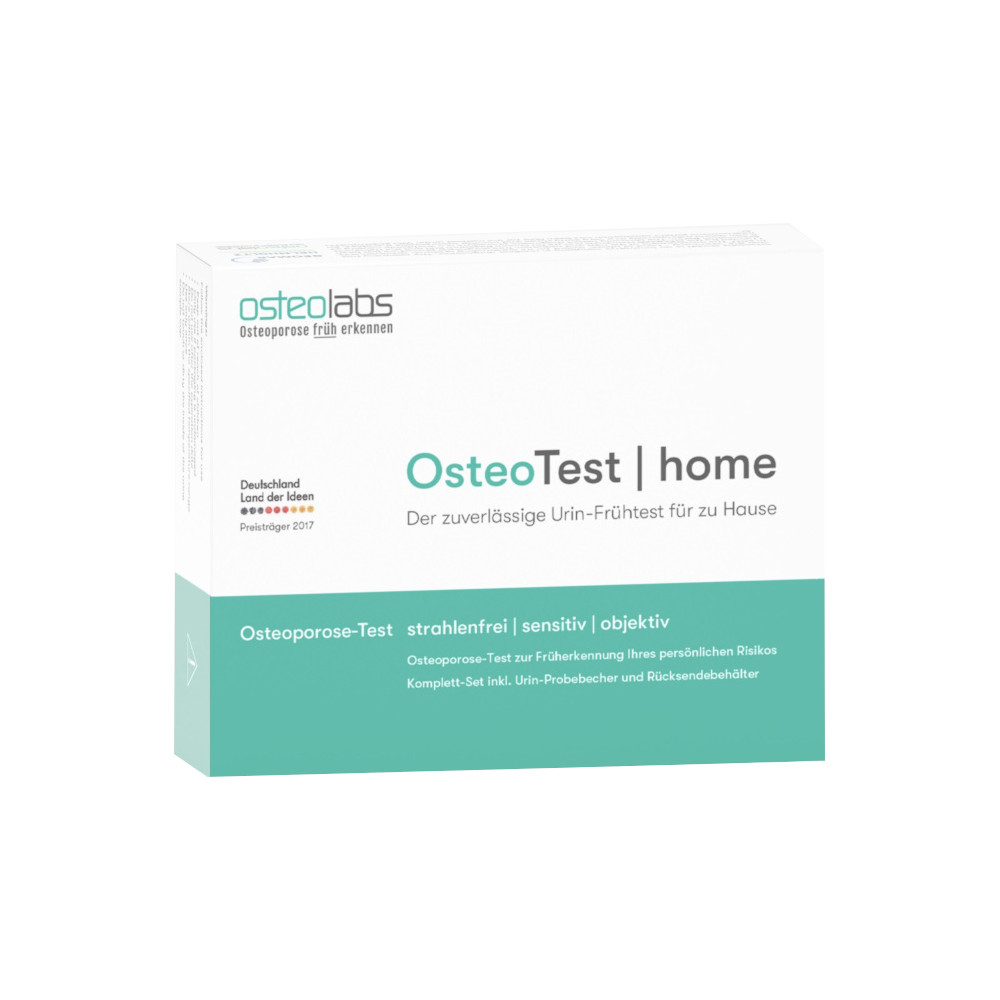 osteolabs GmbH OsteoTest home Osteoporose-Test 15624491