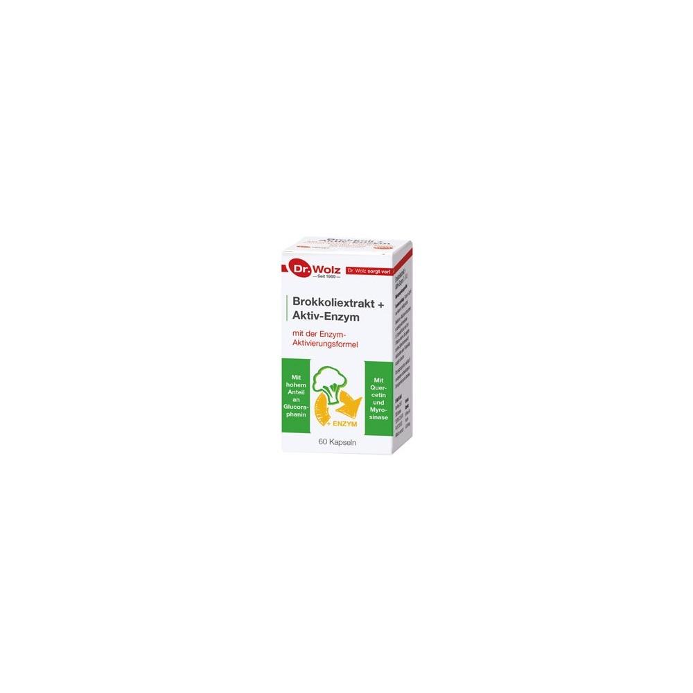 Dr. Wolz Zell GmbH Dr Wolz Brokkoliextrakt+Aktiv-Enzym 15238842