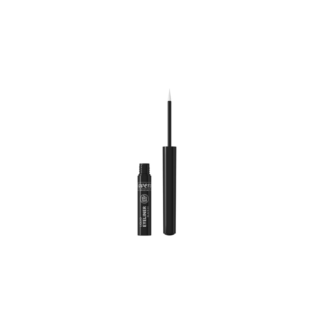Laverana GmbH & Co. KG Lavera Liquid Eyeliner 01 Black 14307601