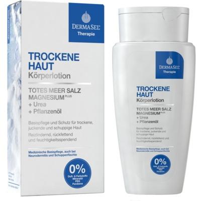 Fette Pharma GmbH DERMASEL Therapie Körperlotion trockene Haut 12650022