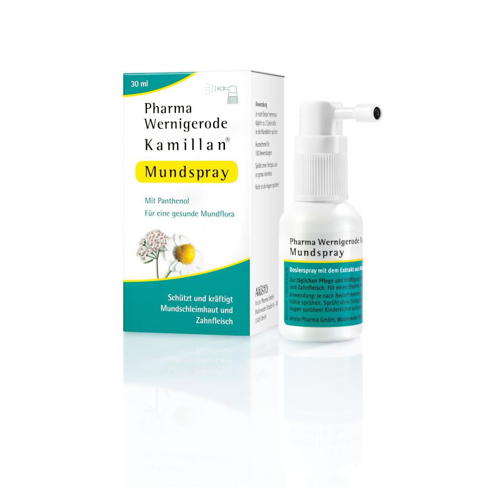 Aristo Pharma GmbH KAMILLAN Mundspray 11213207