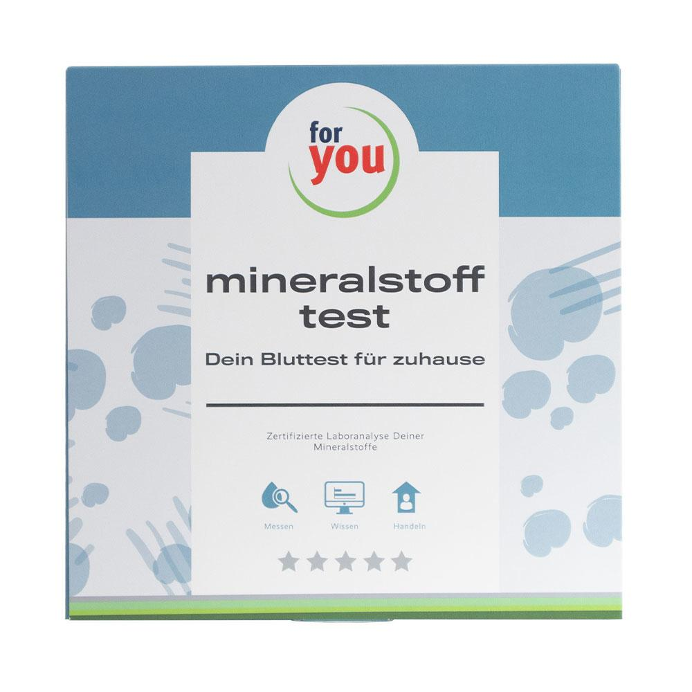 For You eHealth GmbH for you mineralien-test 15747940
