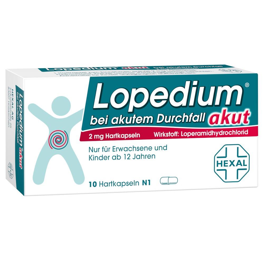 Hexal AG Lopedium akut 01939446