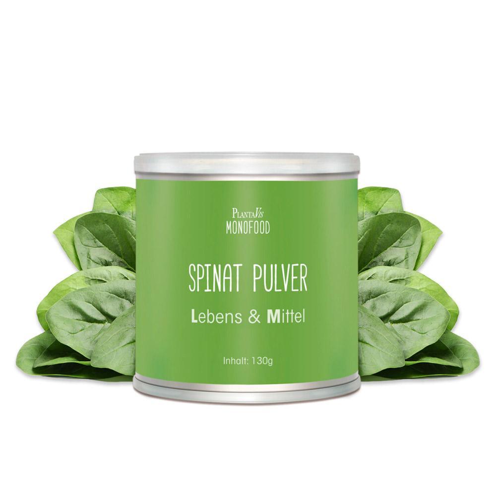 PlantaVis GmbH SPINAT PULVER 13364910