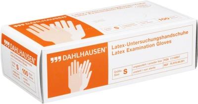 P. J. Dahlhausen & Co. GmbH HANDSCHUHE Latex ungepudert Gr.S 01116897