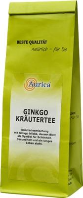 Aurica Naturheilmittel GINKGO KRÄUTERTEE Aurica 06193721