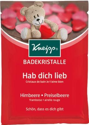 Kneipp GmbH KNEIPP BADEKRISTALLE Hab dich lieb 10320906