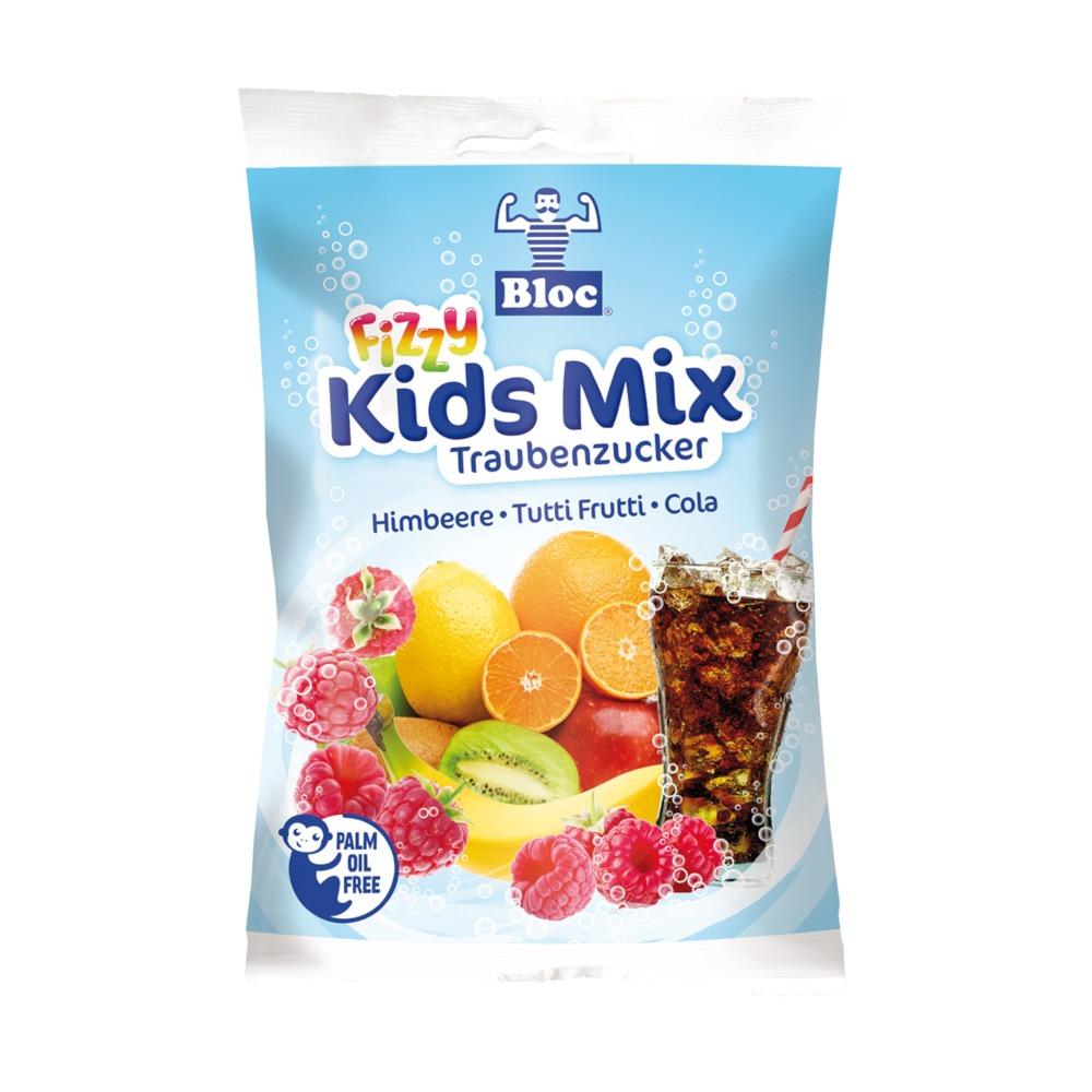 Bloc Traubenzucker Fizzy Kids Mix Btl.