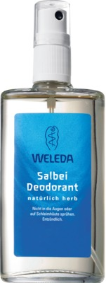 Weleda AG WELEDA Salbei Deodorant 00838246