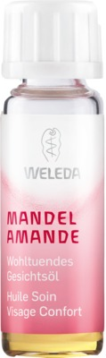 Weleda AG WELEDA Mandel wohltuendes Gesichtsöl 06441509