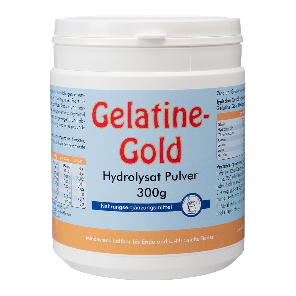 Pharma Peter GmbH GELATINE GOLD HYDROLYSAT 07191718