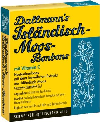 Dallmann's Pharma Candy GmbH DALLMANN'S Isländisch Moos-Bonbons 10090033