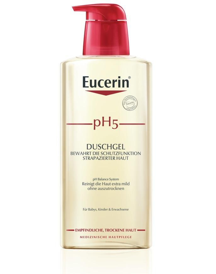 Beiersdorf AG Eucerin EUCERIN pH5 Duschgel empfindliche Haut 15389771
