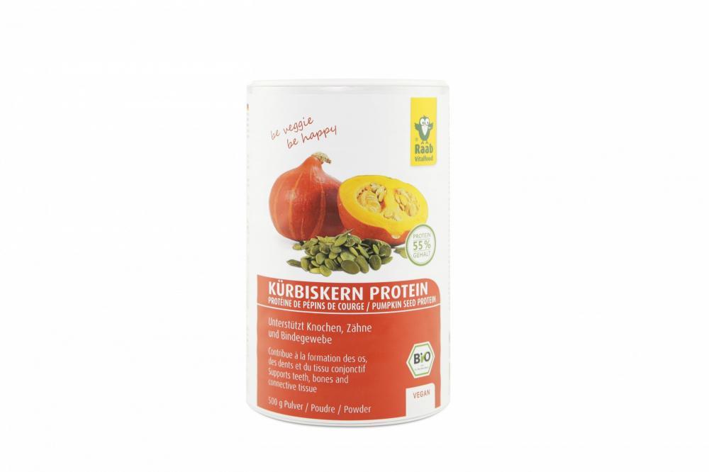 Allpharm Vertriebs GmbH Kürbiskern Proteinpulver Bio 12479918