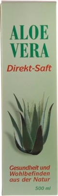 EUROvera Ltd. & Co. KG BIO ALOE VERA Saft Plus Vitamin C 03099826