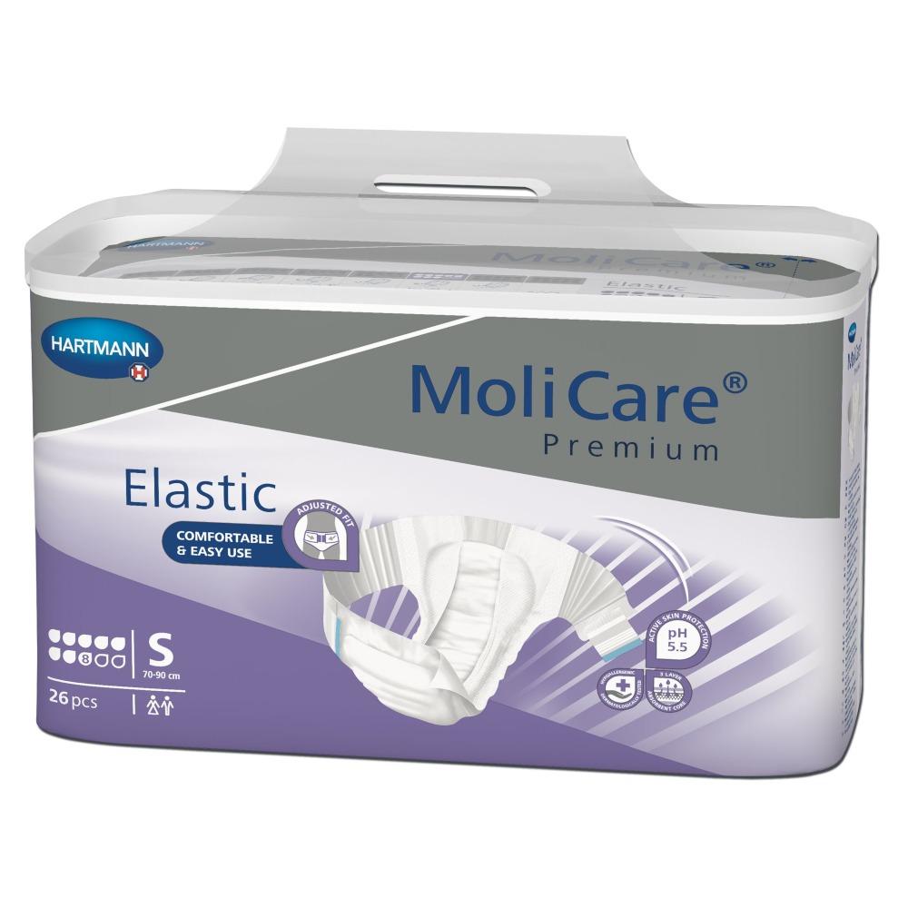 Molicare Premium Elastic Slip 8 Tropfen Gr.s