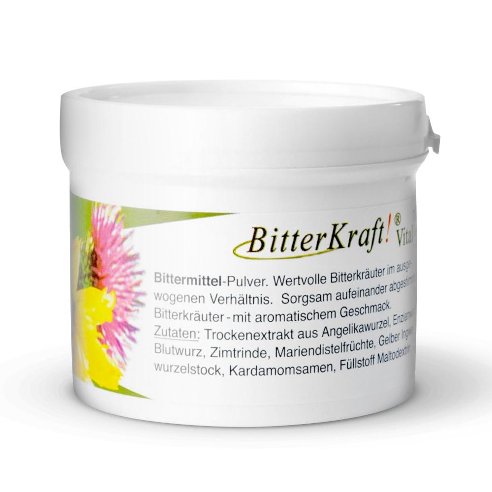 Gutsmiedl Natur-Produkte GmbH BITTERKRAFT Vital Pulver 02566361