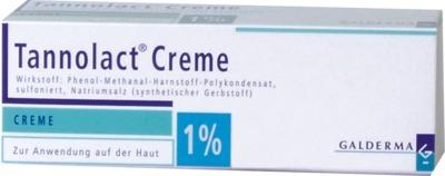 Galderma Laboratorium GmbH Tannolact Creme 1% 08665650