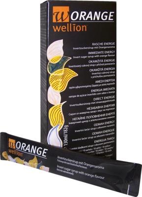 Med Trust GmbH WELLION ORANGE Invertzuckersirup Beutel 11257624