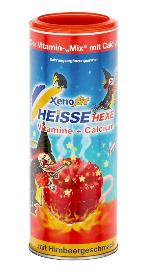 Xenofit GmbH XENOFIT heiße Hexe Granulat Dose 01467237