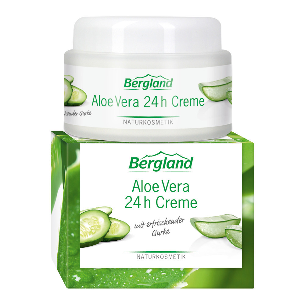 Bergland-Pharma GmbH & Co. KG ALOE VERA 24h Creme 12557274