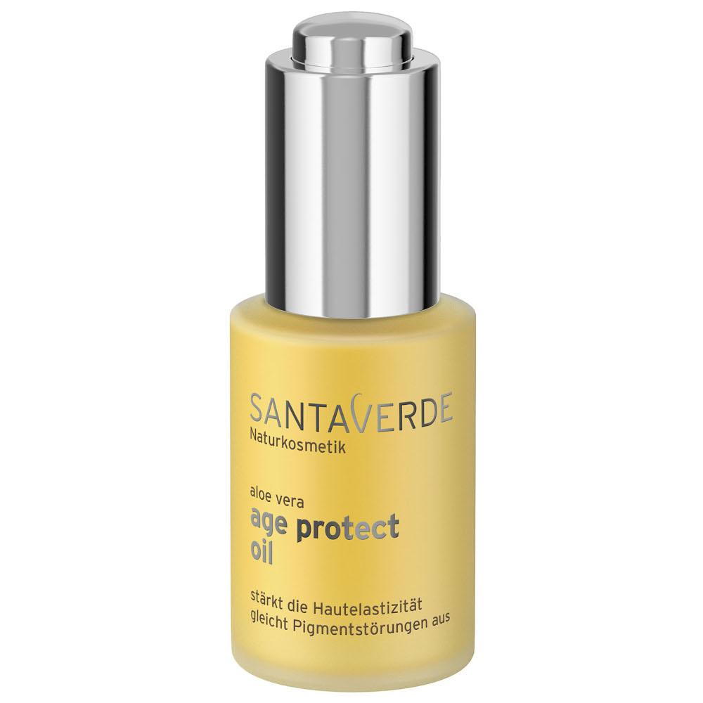 SANTAVERDE GmbH SANTA VERDE age protect oil aloe vera 10271651