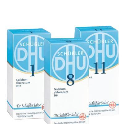 Diverse DHU Schüssler - Salze Kur mit Salzen der Haut- & Haare 80127789