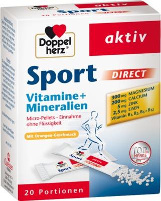Doppelherz Sport DIRECT Vitamine+Mineralien