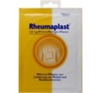 Beiersdorf AG Rheumaplast 4,8mg Wirkstoffhaltiges Pflaster 04010194