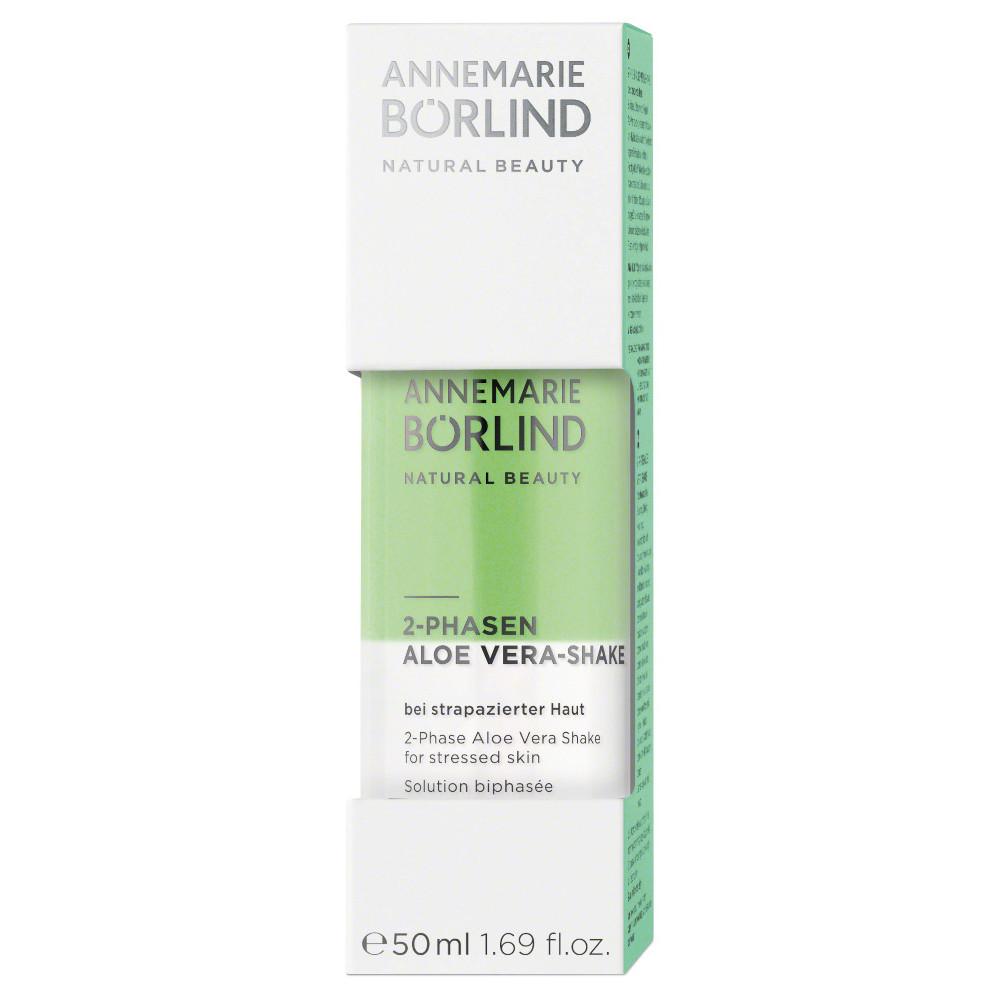 Börlind-Gesellschaft für kosmetische Erzeugnisse mbH ANNEMARIE BÖRLIND2-Phasen Aloe Vera-Shake 16701012